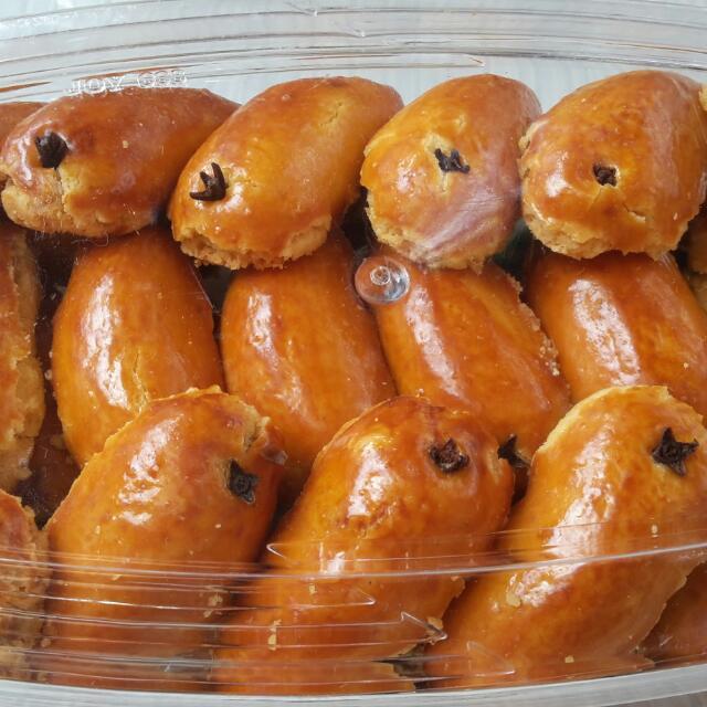 Nastar Cengkeh. Cookies Lebaran. Kue Kering
