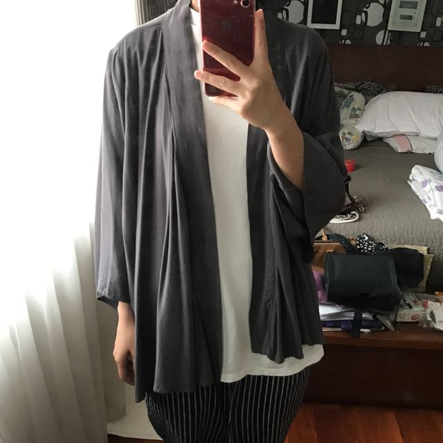 (NEW) Grey Outer