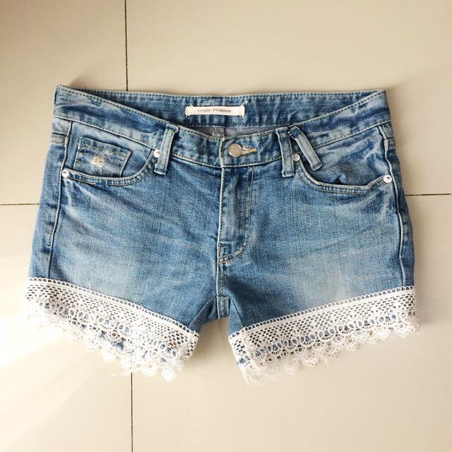 NEW Crojin Premium Short Pants / Celana Pendek
