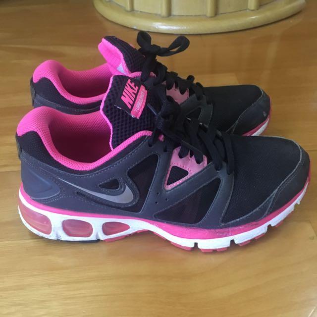 952240a709f2 Nike Turbulence 18 黑X粉紅波鞋Black X Pink Running Shoes