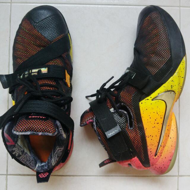 586ac5dafaa Nike Zoom Lebron Soldier 9 XDR