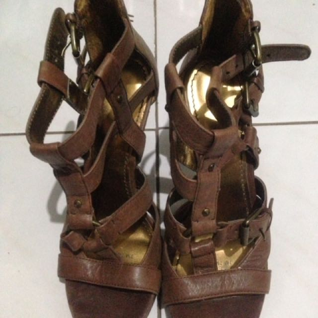 Nine West Ankle Sandals