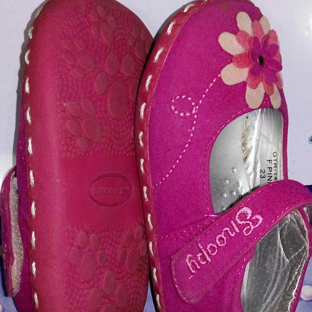 Original Snoopy Like New Once Lanf Nagamit Color F Pink Size 23