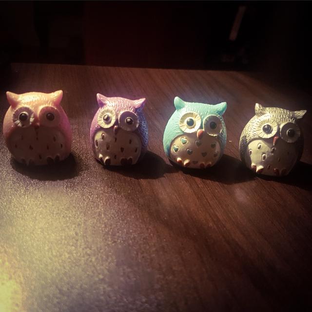 Owl Lipglosses
