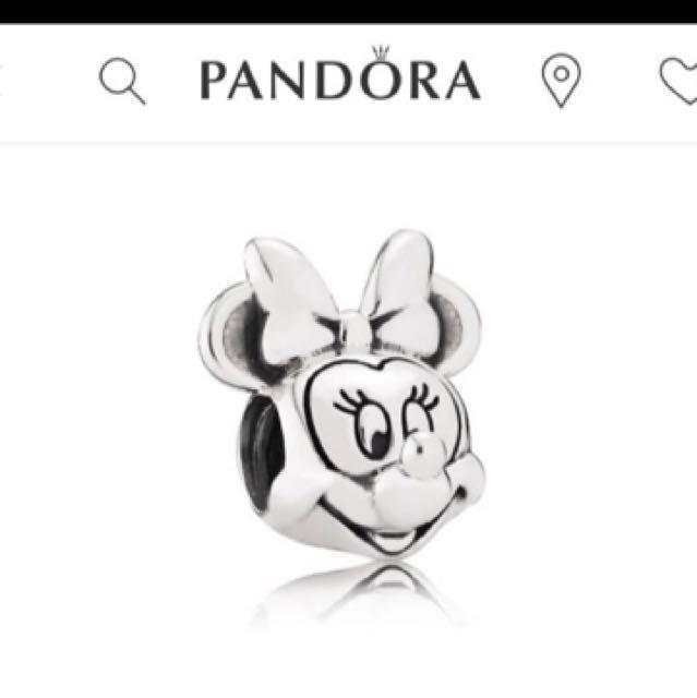 Pandora Micky Charm