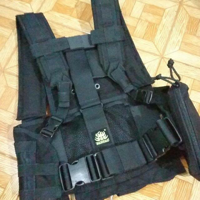 Pantac Recon RRV vest 連 Flyye Pouch set 戰術背心
