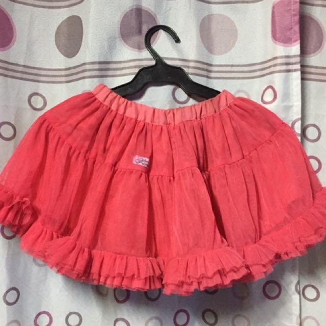 Preloved Disney Princess Skirt