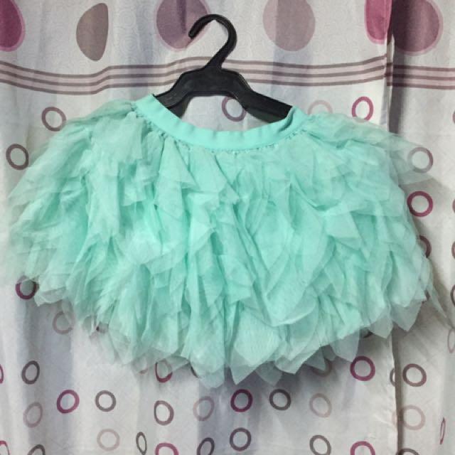 Preloved Gingersnaps Tutu Skirt