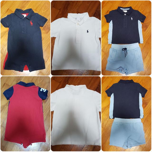 fd0a63880cb Preloved Polo Ralph Lauren Boys 9 Months Clothes