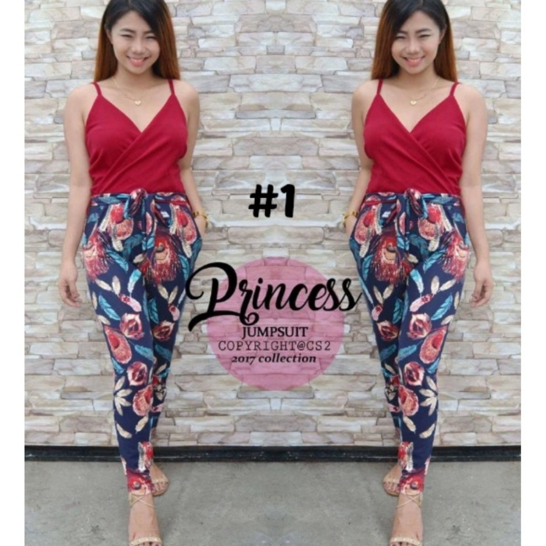 Princess Jumpsuit