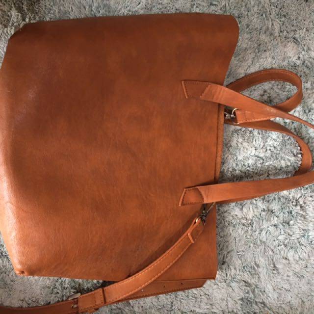Pull And Bear Tote Bag