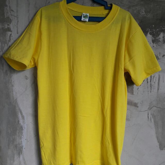 REPRICE Yellow Shirt