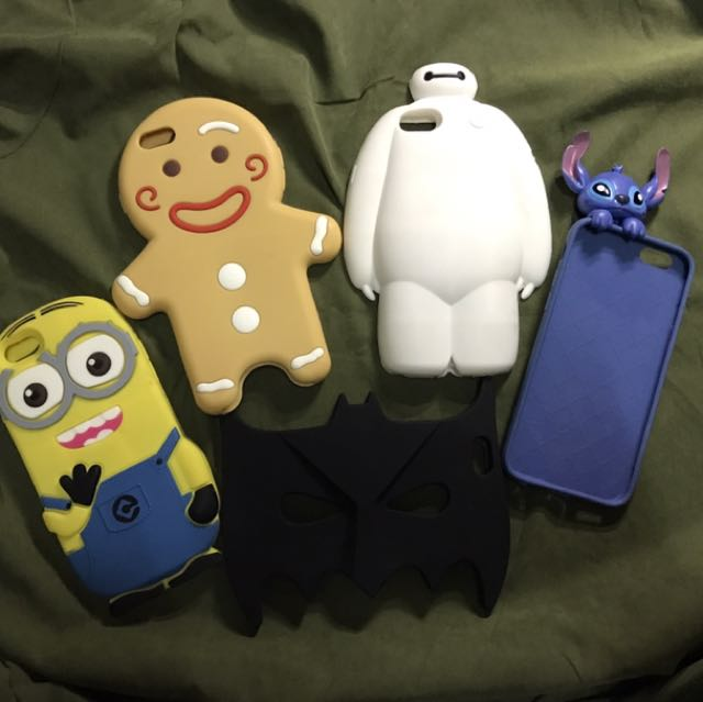 RUBBER CASE FOR IPHONE 6