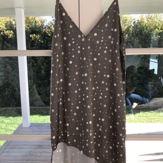 Sabo Skirt Slip Dress