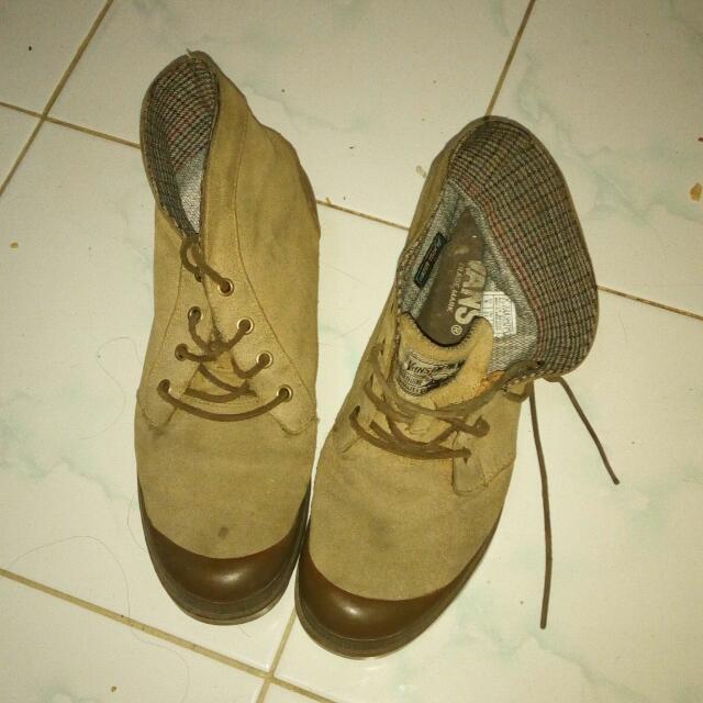 Sepatu Vans Original 100%