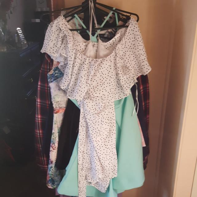Showpo Size 12 Dress