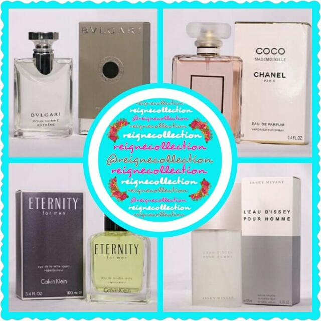 Signature Perfume For Men Health Beauty Perfumes Nail Care