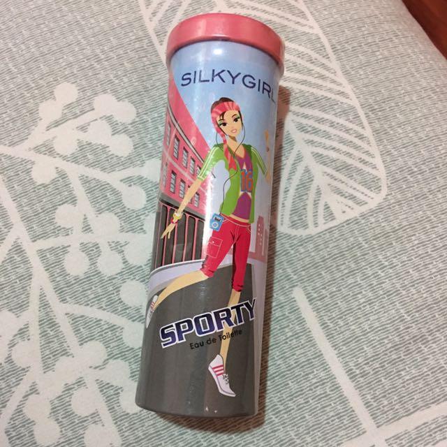 Silky Girl Sporty Eau Dr Toilette