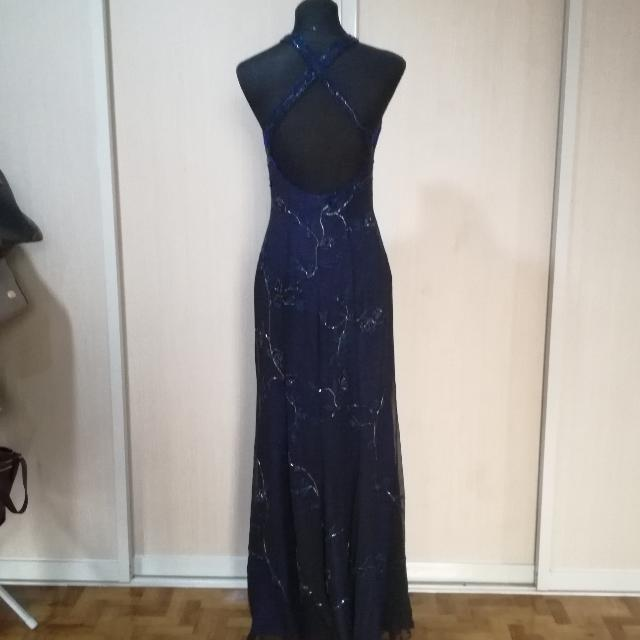 Small-Medium Privilege Paris Gown