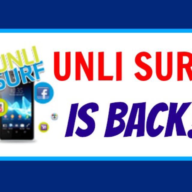 SmartBro Unlisurf Promo