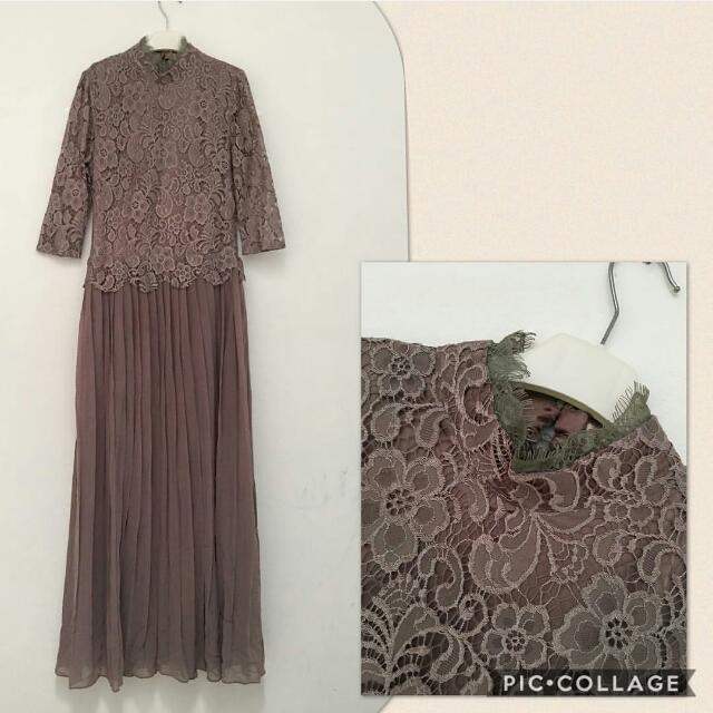 Sole Mio Brokat Dress