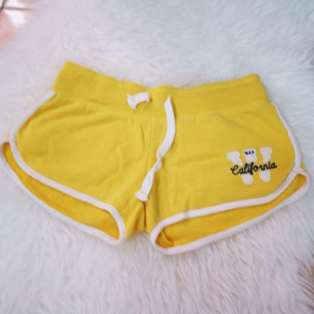 WHO.A.U Sport Short Hot Pants