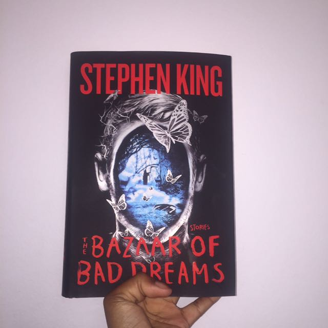 Stephen King: The Bazaar Of Bad Dreams