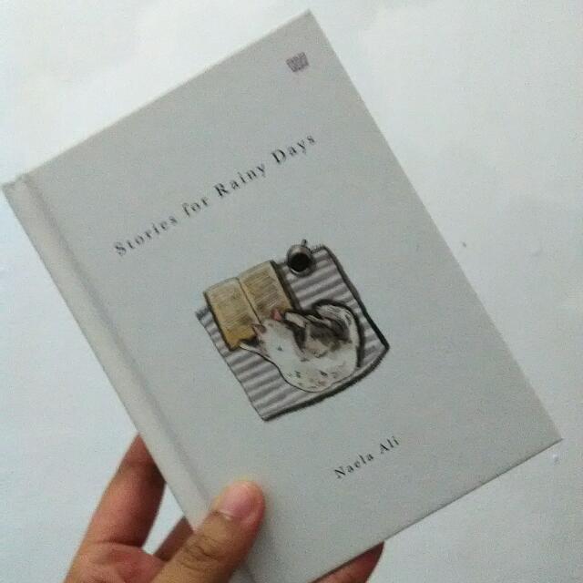 Stories for Rainy Days Hard Cover Mulus Nggak Ada Segel Harga Baru: 110k