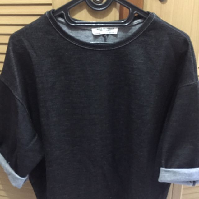 Stradivarius Boxy Top