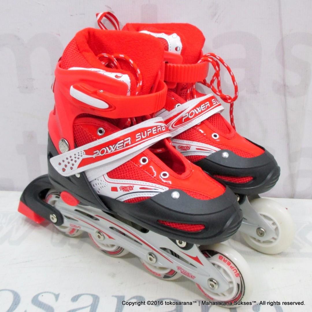 Super Power Inline Skate Sepatu Roda d3cbb26d30