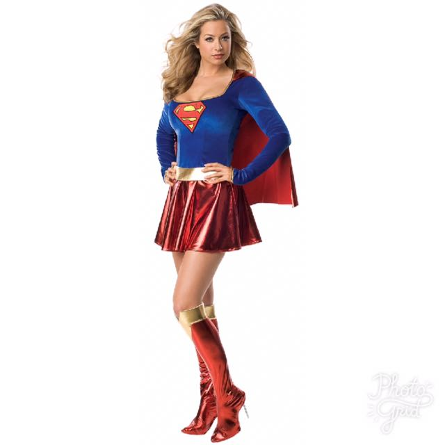 Supergirl / Superwoman Costume