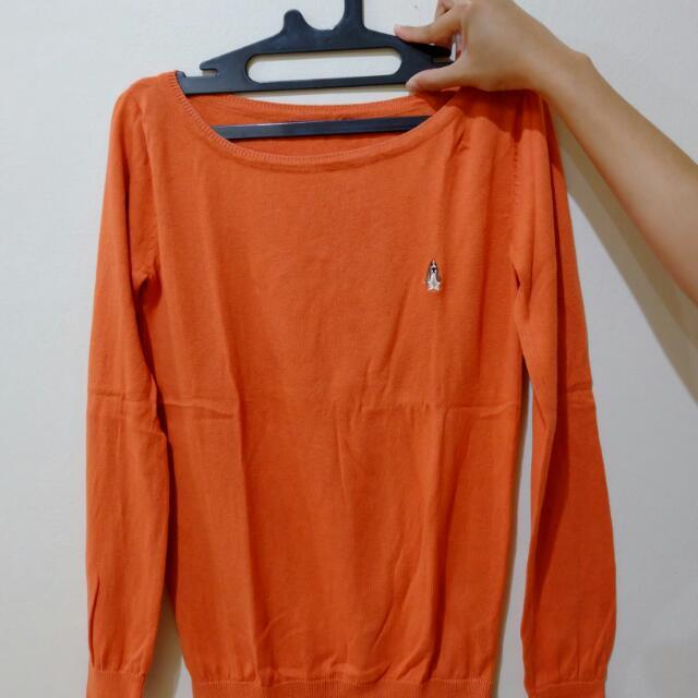 Sweater Hush Puppies Orange
