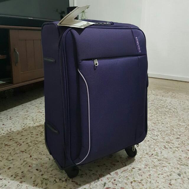 0501b194c4 Swiss Polo Luggage 20