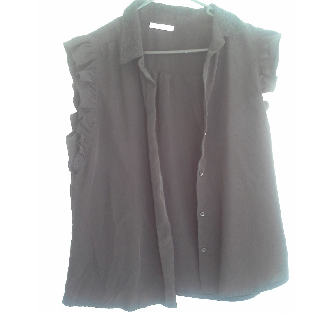 SZ14 Black Short Sleeve Shirt...