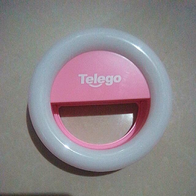 Telego Round Selfie Light