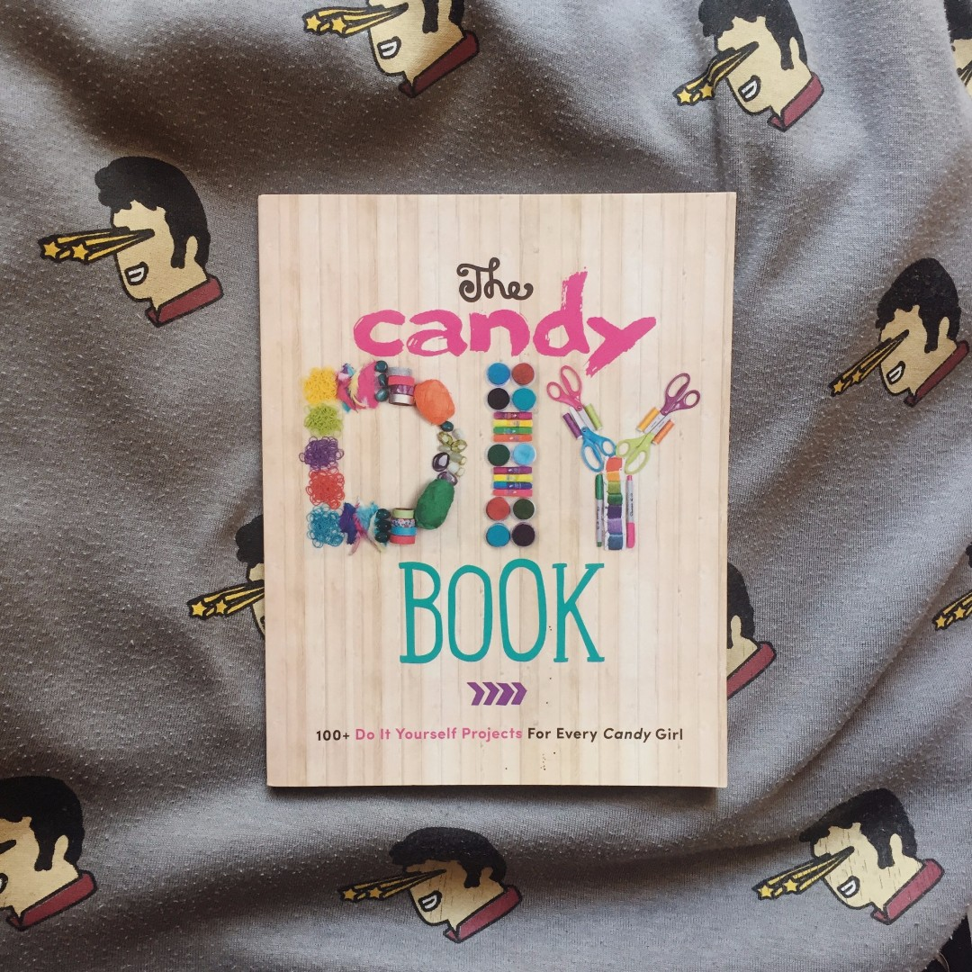 The Candy DIY Book