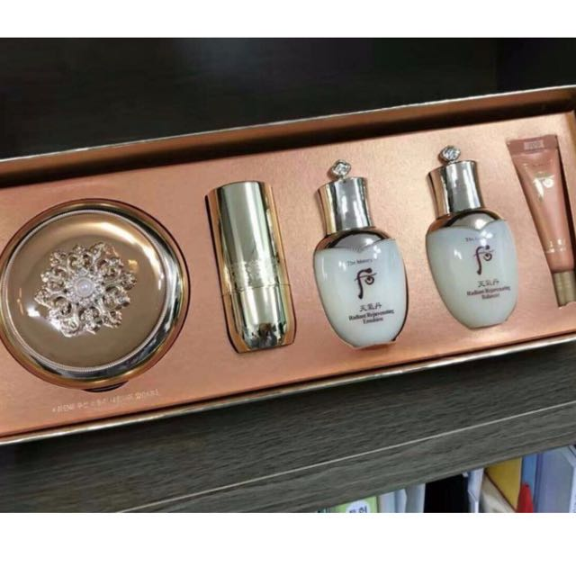 the history of whoo cushion limited