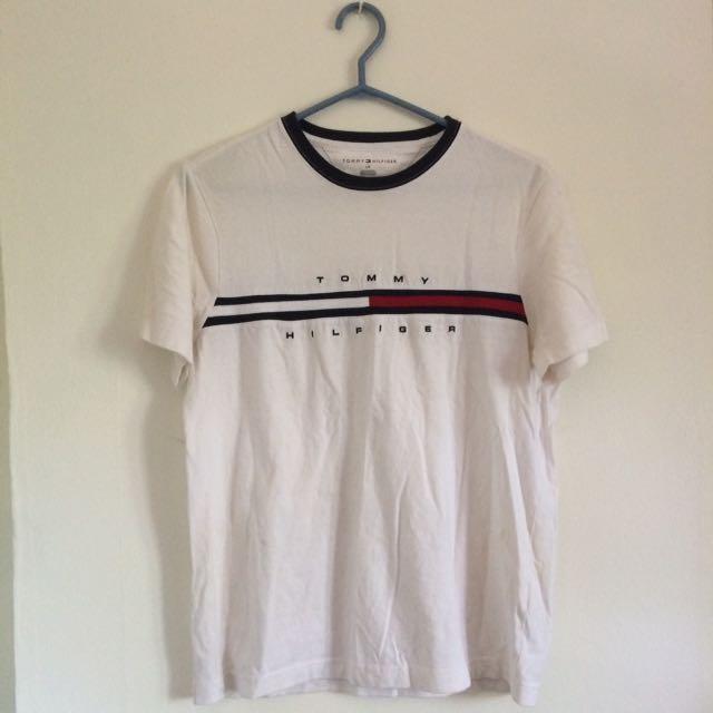 Tommy Hilfiger White Tshirt