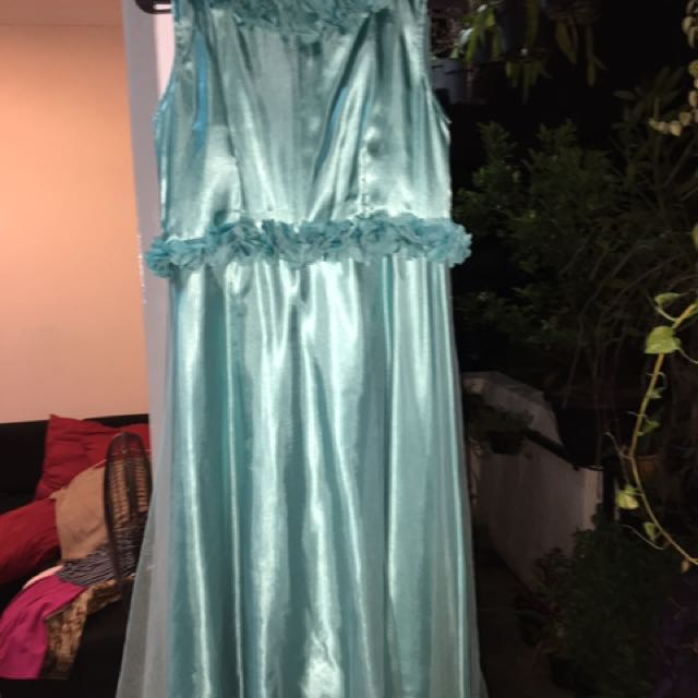 Tosca Flowery Dress