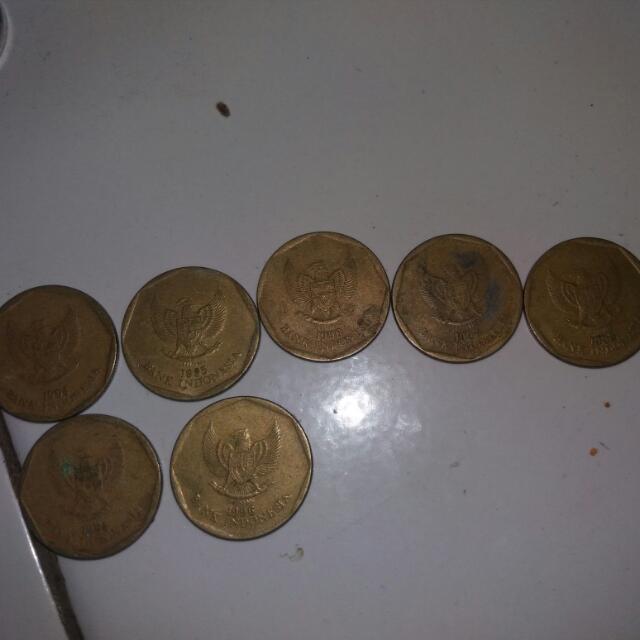 Uang Lama Th 94,95,96,97,98