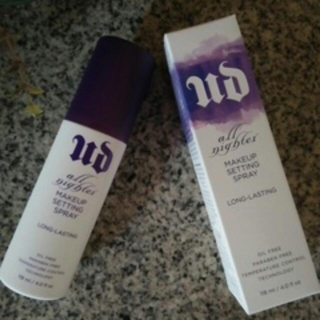 Urban Decay all nighter 200ml