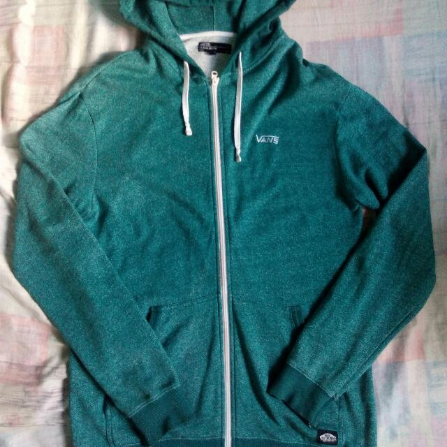 vans Ziphood Jacket XL