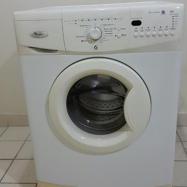 Whirlpool 7.5kg Front Load Washer