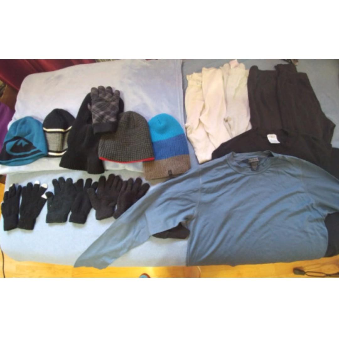 Winter gear all in! $50
