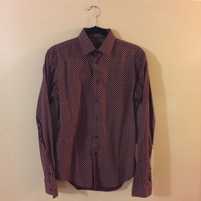 Zara - Small Long Sleeve Shirt