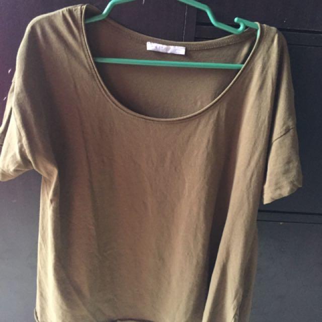 Zara Preloved Tshirt