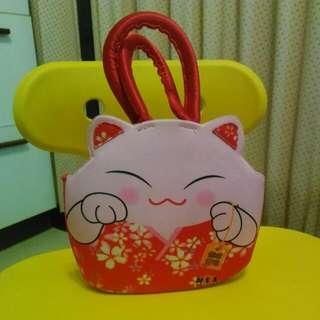 日本帶回的手提袋