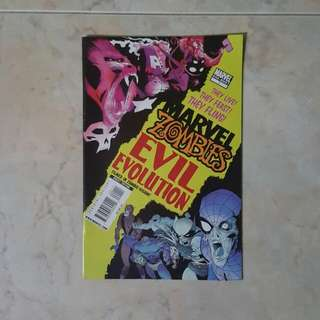 Marvel Zombies: Evil Evolution (DC Comics; 1-shot)