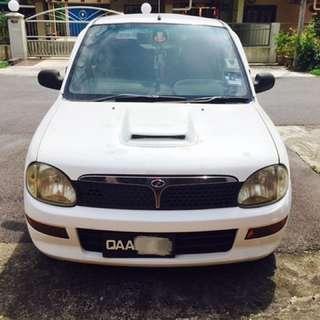 Perodua Kelisa 850 Cc Manual Year 2005
