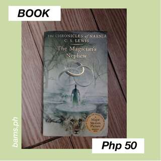 The Chronicles of Narnia: The Magician's Nephew by C.S. Lewis